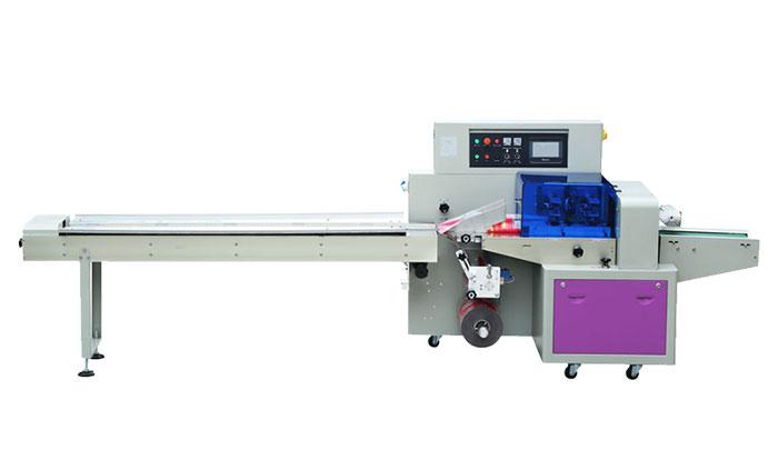 Сервоприводный горизонтальный упаковочный автомат MAGIKON-350AGXS