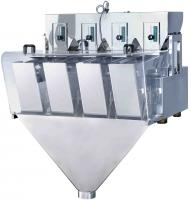 JW-AX4 4 heads Linear weigher-KENWEI